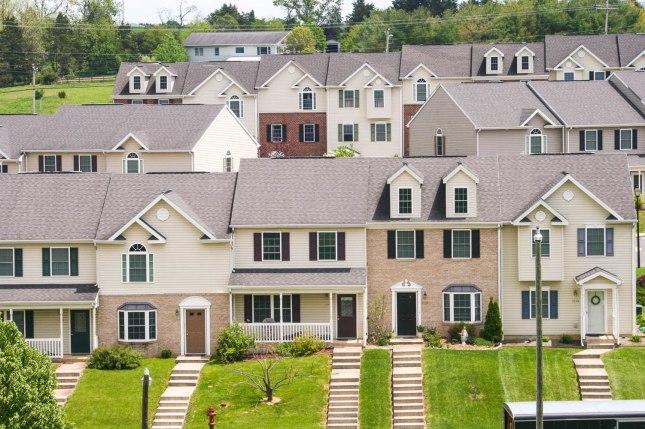 Harrisonburg Housing - Townhouse