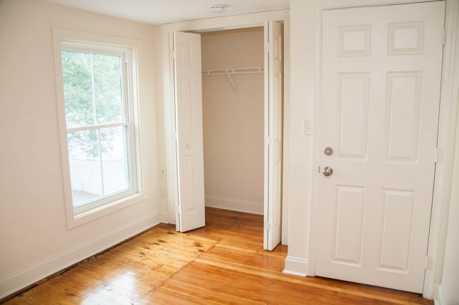 277 W Bruce St Bedroom Downtown Harrisonburg Houses