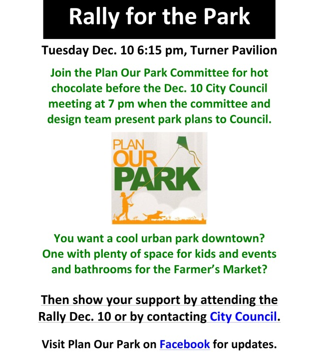 Rally for the Park